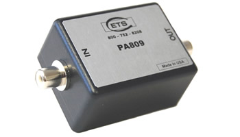 PA809 Audio Isolator